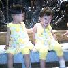 双胞胎精品童装